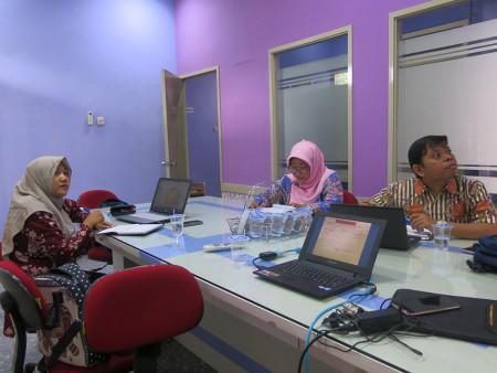 Pelatihan Pengembangan SDM Dinas Kesehatan (DINKES) Kabupaten Gresik Provinsi Jawa Timur November 2019