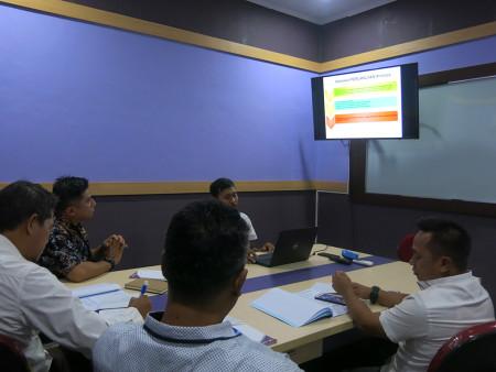 Pelatihan Pengembangan SDM Dinas Perpustakaan dan Kearsipan Kabupaten Berau Provinsi Kalimantan Timur November 2019