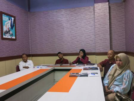 Pelatihan Pengembangan SDM Program Pascasarjana Universitas Tadulako Palu November 2019