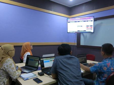 Pelatihan Penjadwalan Program dan Kegiatan Elektronik (e-Scheduling) Bappelitbangda Kabupaten Ngawi November 2019