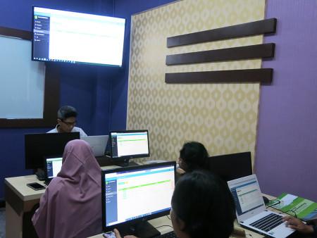 Pelatihan Penjadwalan Program dan Kegiatan Elektronik (e-Scheduling) DISDIK Kabupaten Barito Selatan November 2019