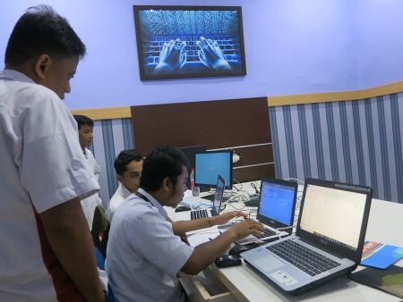 Pelatihan Teknologi Informasi Administrator Jaringan Linux Oktober 2019