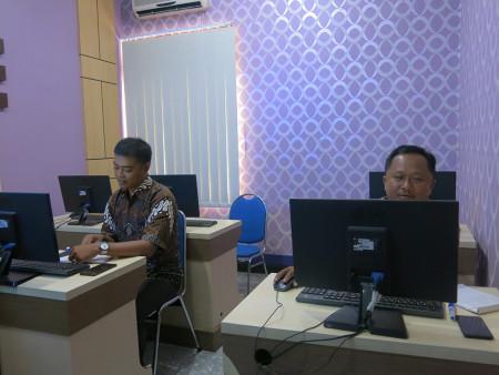 Pelatihan Teknologi Informasi Sistem Informasi Geografis (SIG) Dinas Pertanian Kabupaten Grobogan November 2019