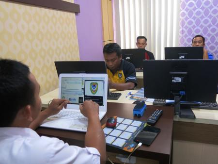 Pelatihan Teknologi Informasi - Web Programming Kabupaten Seruyan Provinsi Kalimantan Tengah November 2019