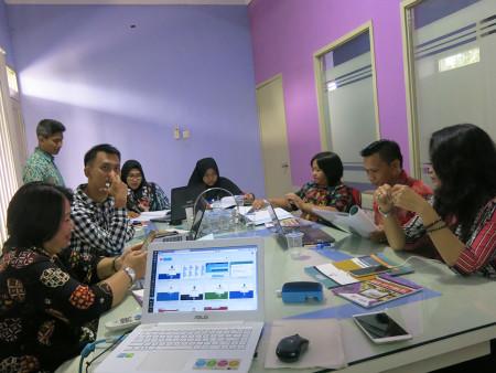 Pelatihan Document Management System (DMS)