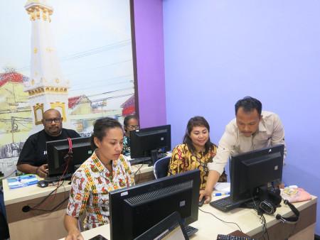 Kearsipan Elektronik Menggunakan Aplikasi E-Filing