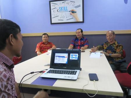 Pelatihan Manajemen Kepegawaian dan Peningkatan Pelayanan Kesehatan DINKES Kabupaten Sanggau Provinsi Kalimantan Barat Desember 2019
