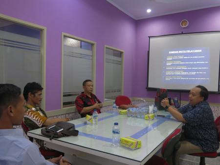 Pelatihan Pelayanan Prima Fakultas Hukum Universitas Diponegoro Desember 2019