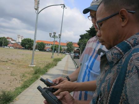 Pelatihan Sistem Informasi Geografis (SIG) Dinas Ketahanan Pangan Dan Pertanian Kabupaten Seruyan Desember 2019