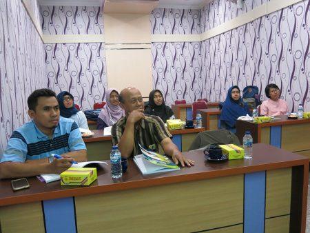 Pelatihan Manajemen Keuangan dan Perpajakan Perguruan Tinggi